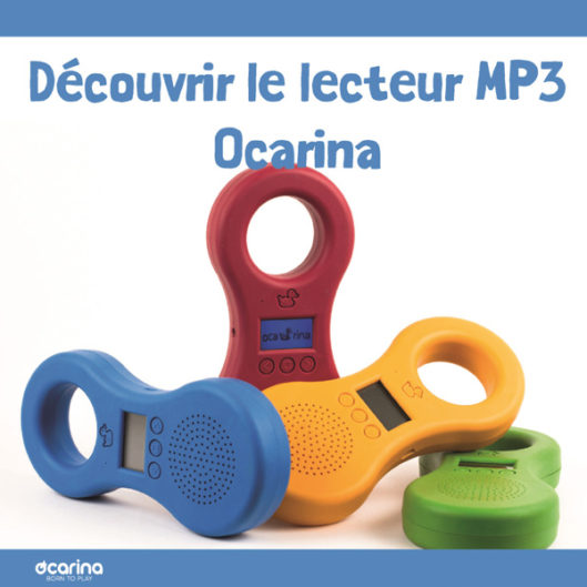 Ocarina Lecteur MP3