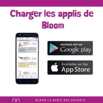 Les applis de Bloom